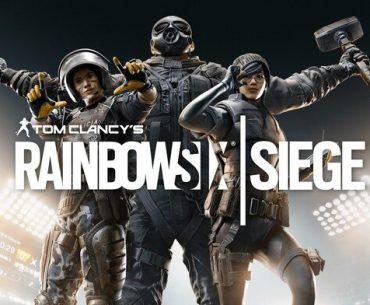 Portada de Rainbow Six Siege.