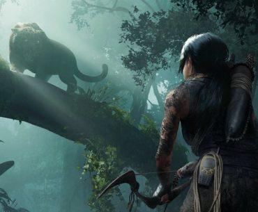 Arte de Shadow of the Tomb Raider.