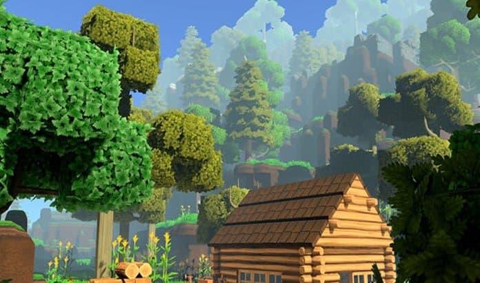 Videojuego ECO para PC una casa en el bosque