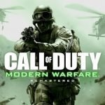 Portada del primer Modern Warfare.