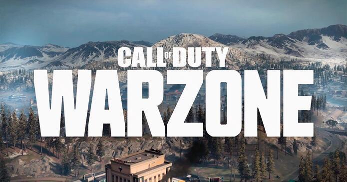 Arte de Call of Duty: Warzone.