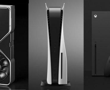 PS5, Xbox Series X y RTX 3080.
