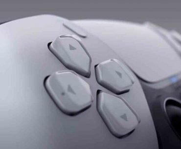 Control de PS5.