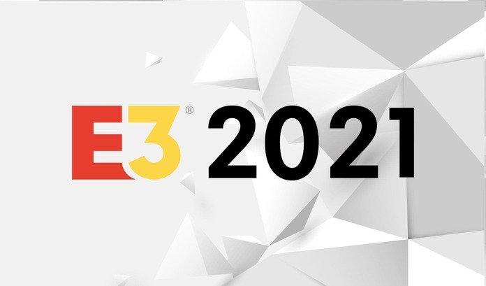 Logo de E3 2021.