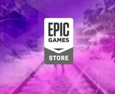 Logo de la Epic Games Store.