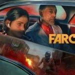 Arte de Far Cry 6.