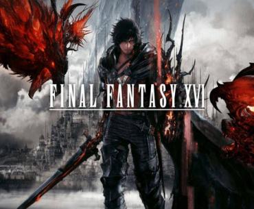Portada de Final Fantasy XVI.