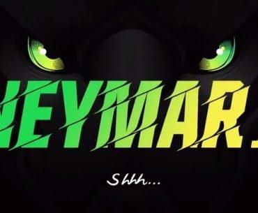 Teaser de skin de Neymar.