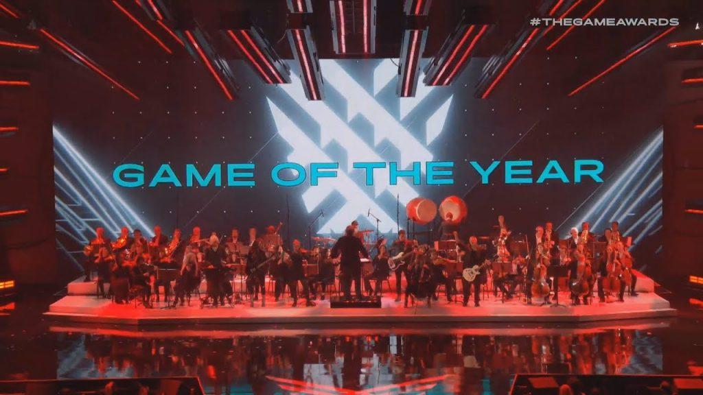 Orquesta de Game Awards.