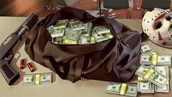 Arte de GTA V.