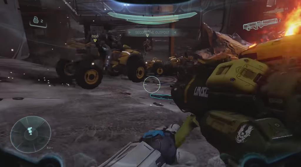 Secreto de Halo 5.:Guardians.