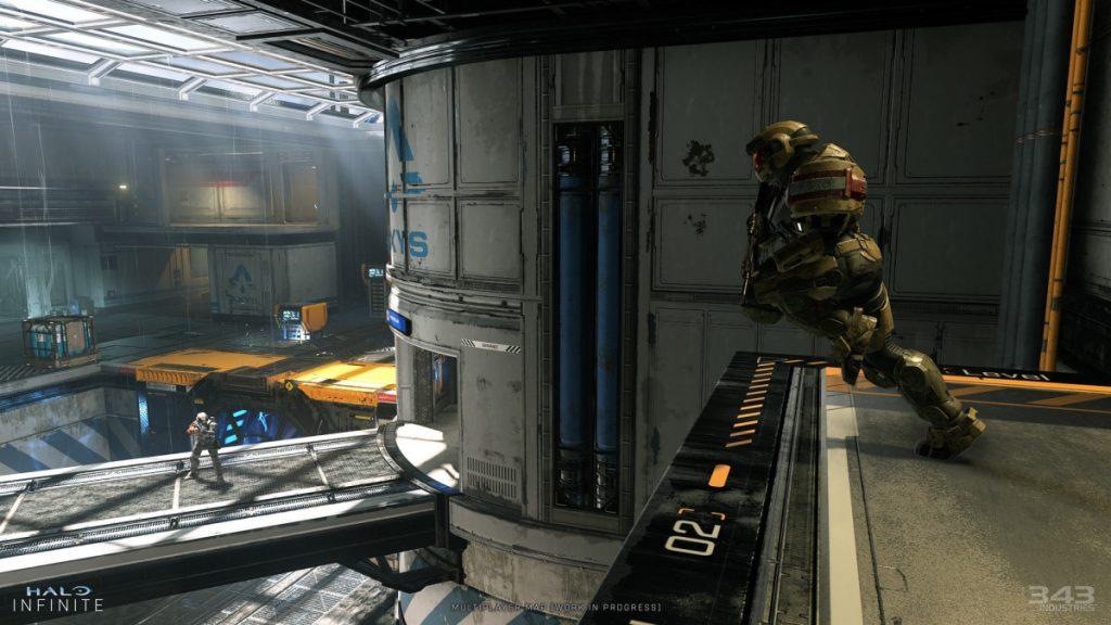 Captura de Halo: Infinite.