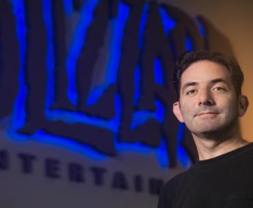 Jeff Kaplan, ex director de Overwatch.