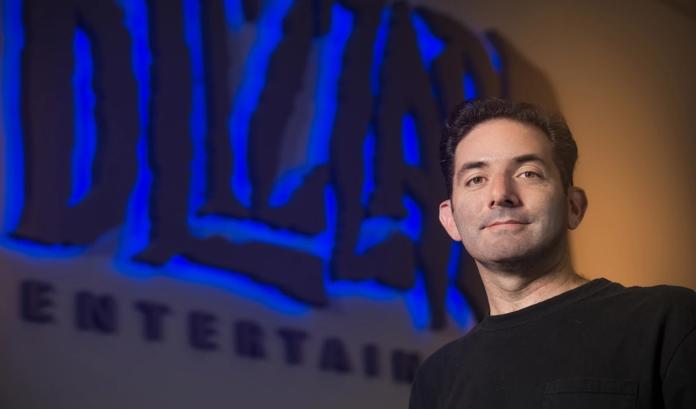 Director de Overwatch, Jeff Kaplan, abandona Blizzard