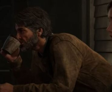 Cinemática de The Last of Us Part II.