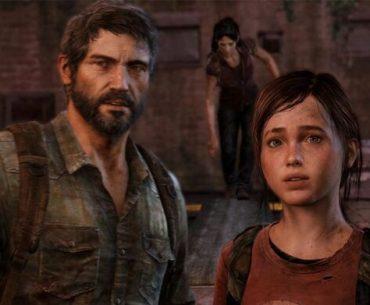 Joel y Ellie de TLOU.