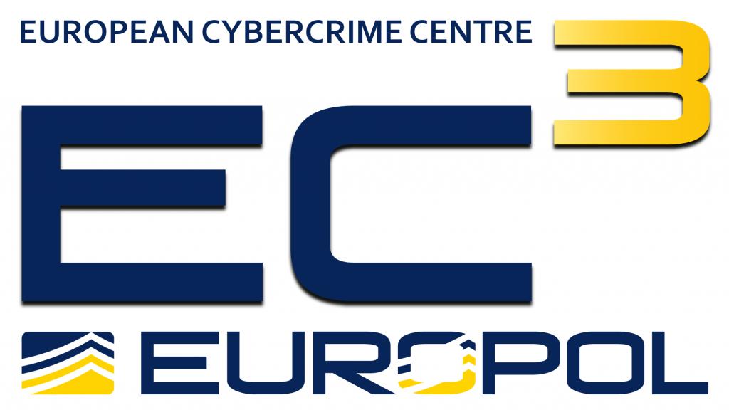 Logo de la European Cybercrime of Europool.