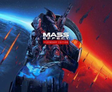 Arte de Mass Effect: Legendary Edition.
