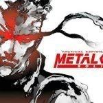 Arte de Metal Gear.
