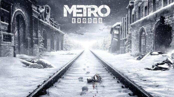 Arte de Metro Exodus.