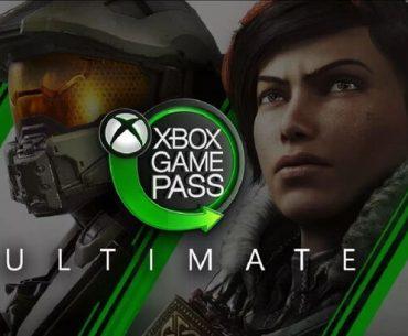 Arte del Xbox Game Pass.