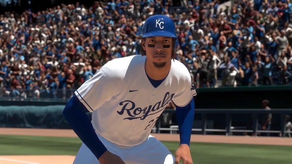 Jugabilidad de MLB The Show.