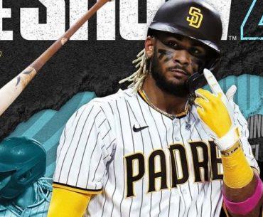 Portada de MLB The Show 21.