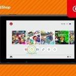 eShop de Nintendo.