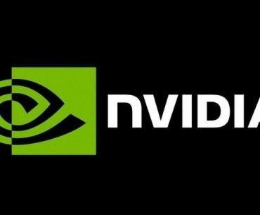 Logo de Nvidia.