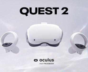 Oculus Quest 2.
