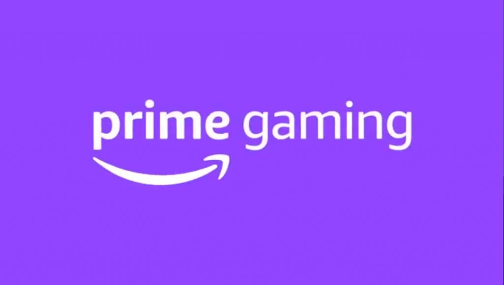 Logo de Prime Gaming.