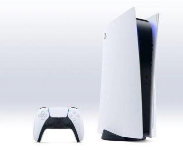 Consola PS5.