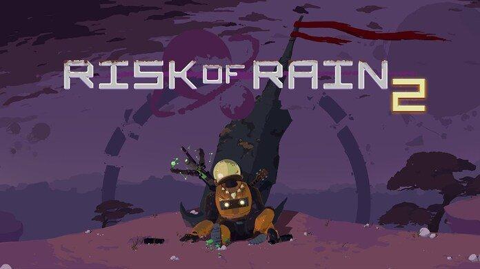 Arte de Risk of Rain 2.