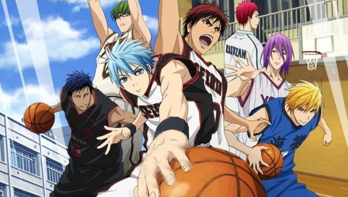Segunda temporada de 'Kuroko no Basket' llegará a Netflix