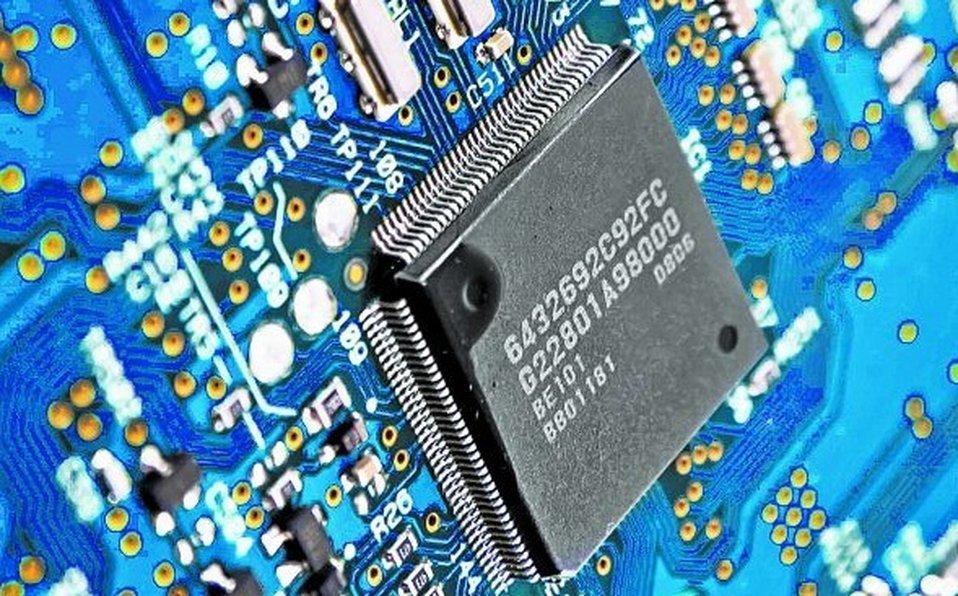 Semiconductor.