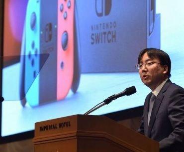 Presidente de Nintendo.