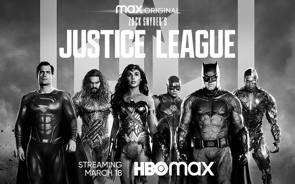 La liga de la Justicia de Snyder.