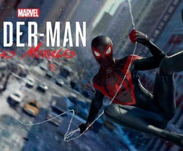 Portada de Spider-Man: Miles Morales.