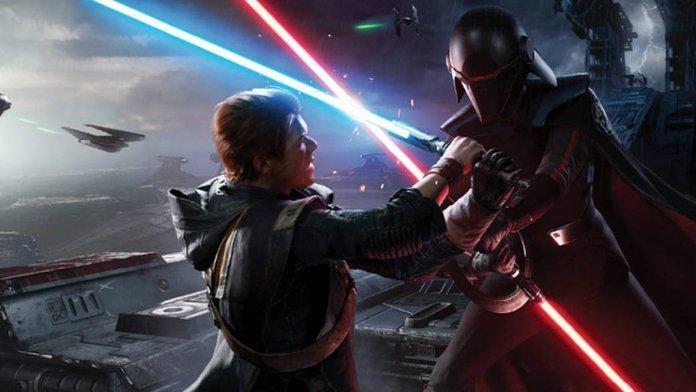 Arte de Star Wars: Jedi Fallen Order.