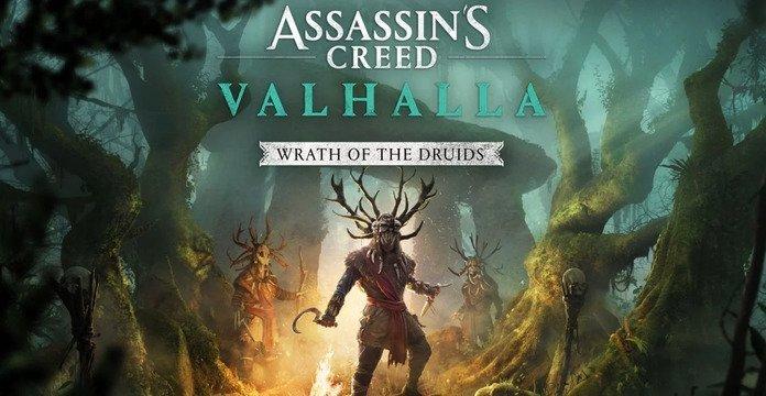 Portada de Wrath of the Druids.