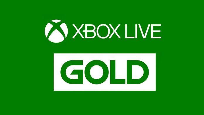 Logol de Xbox Live Gold.