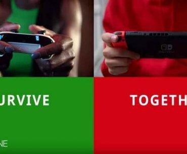 Logo de Xbox y Nintendo.