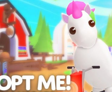 Imagen promocional de Adopt Me