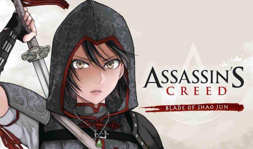 Portada de Assassin's Creed: Blade of Shao Jun