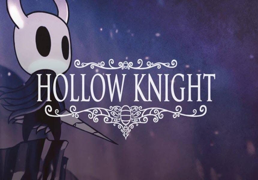 Logo de Hollow Knight