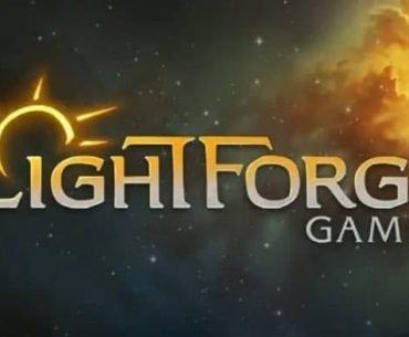 Logo de LightForge Games