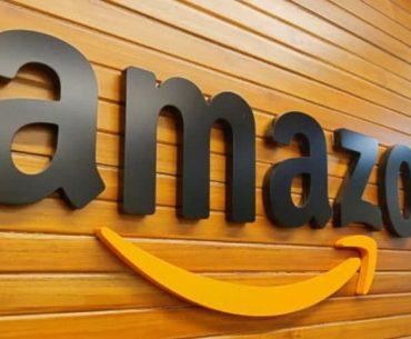 Logo tienda Amazon