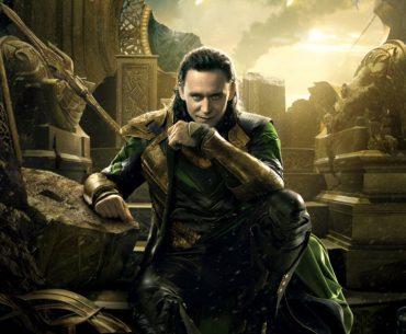 Loki en una imagen promocional de su serie
