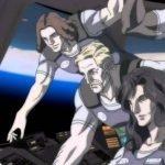Imagen tomada del anime 'Moonlight Mile'.