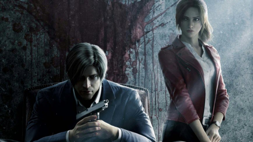 Imagen promocional de Resident Evil: Infinite Darkness